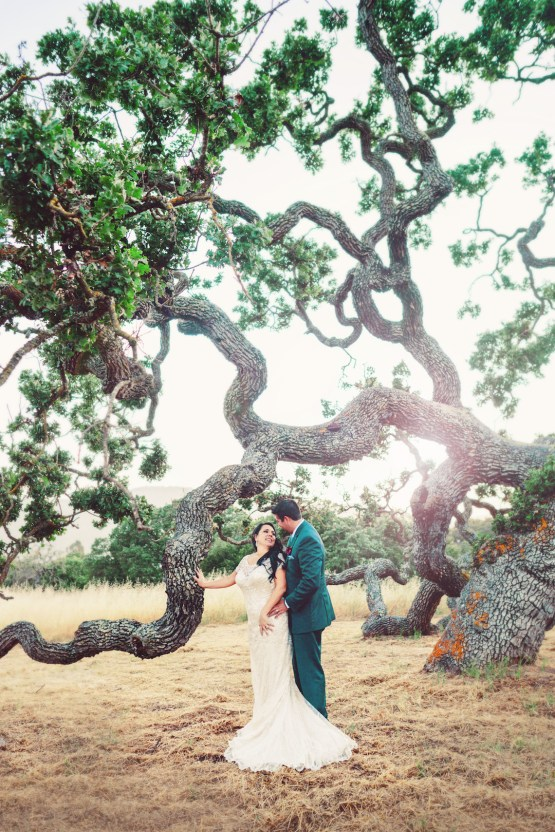 Gorgeous Outdoor Wedding by Rebecca Marie Photography 67