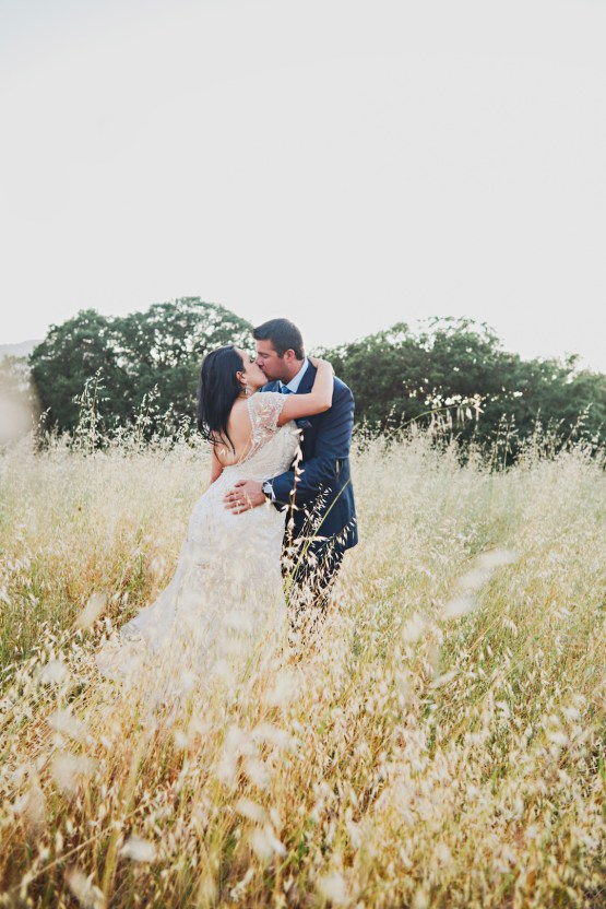 Gorgeous Outdoor Wedding by Rebecca Marie Photography 69