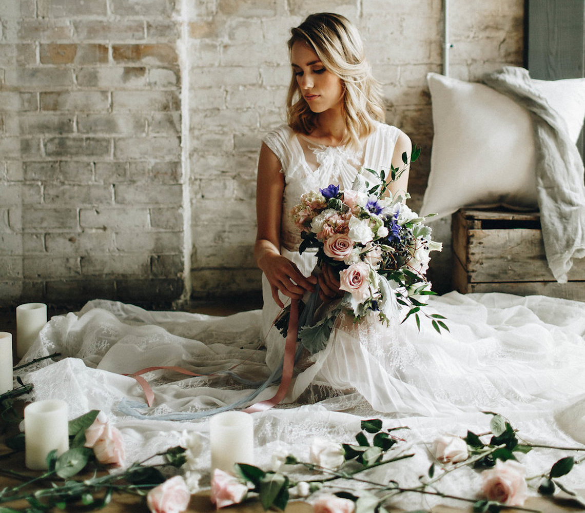 Pretty Inspiration Shoot by Sydney Marie Photography and Andi Mans 34
