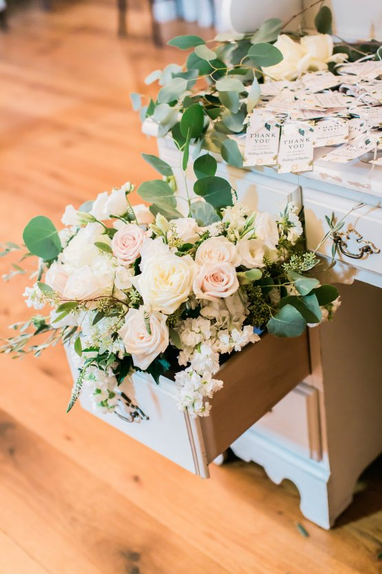 Romantic Floral Wedding by Hay Alexandra and Geomyra Lewis Wedding and Events 18