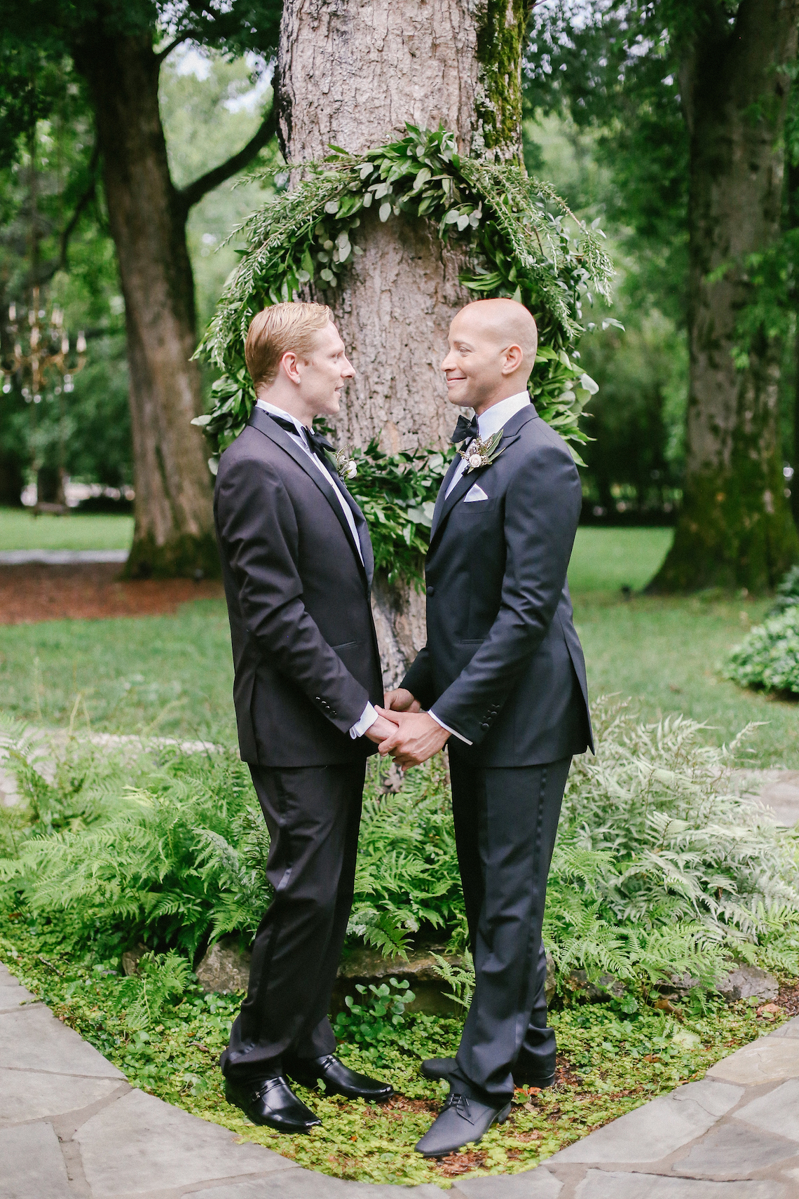 Same Sex Southern Wedding Inspiration by Jenna Henderson and Cedarwood Weddings 20