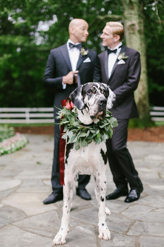 Same Sex Southern Wedding Inspiration by Jenna Henderson and Cedarwood Weddings 24