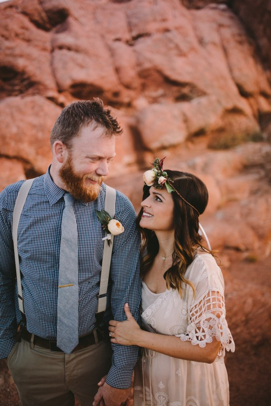 Sunset Elopement by Ashlee Kay Photography 14