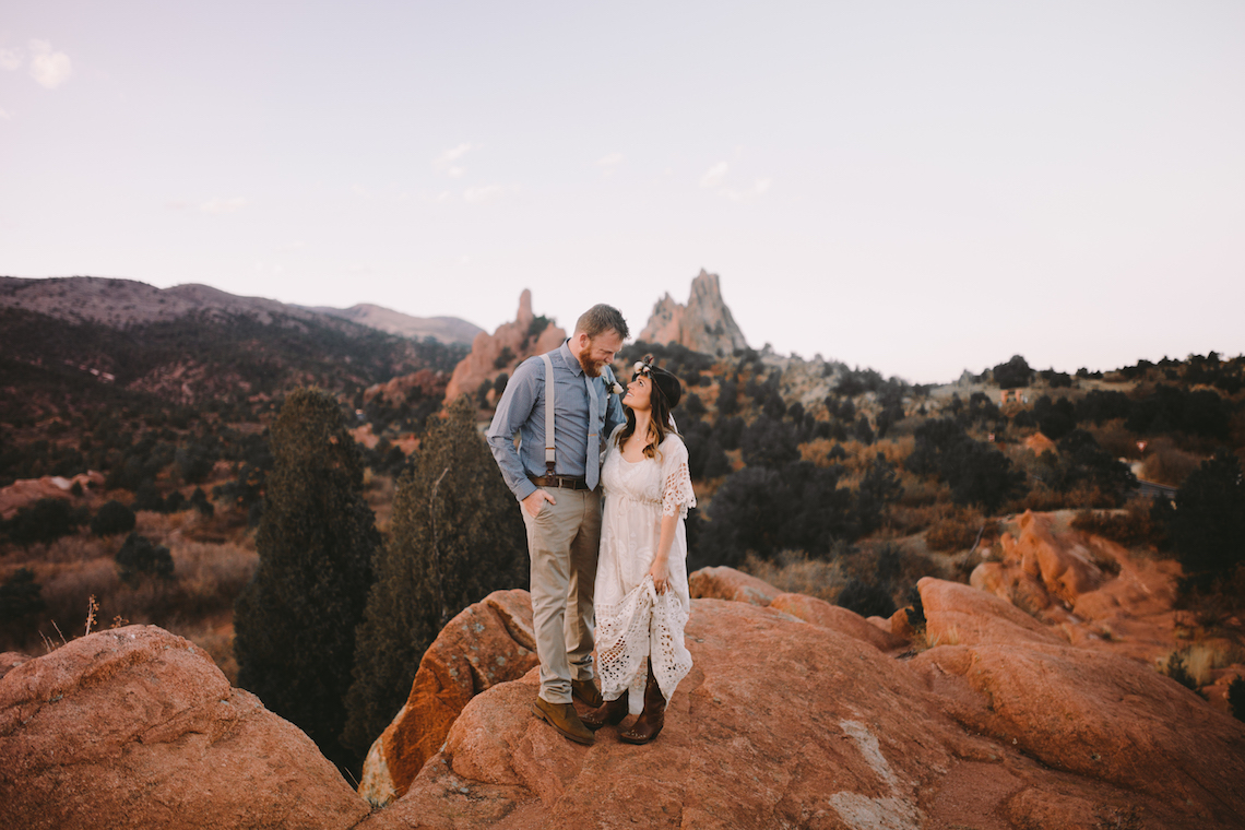 Sunset Elopement by Ashlee Kay Photography 15