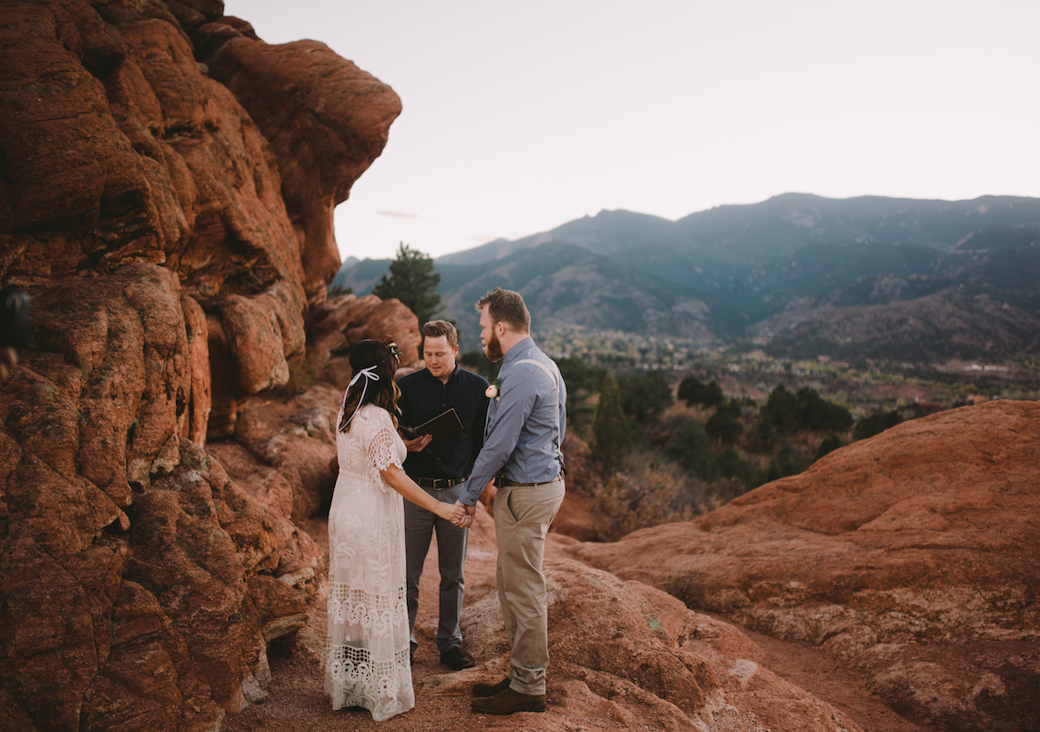 Sunset Elopement by Ashlee Kay Photography 21