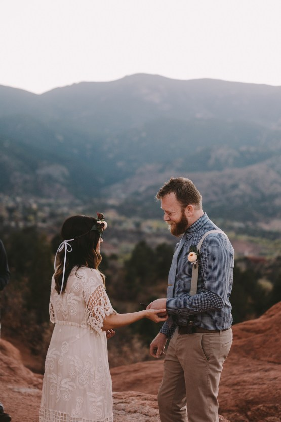 Sunset Elopement by Ashlee Kay Photography 25