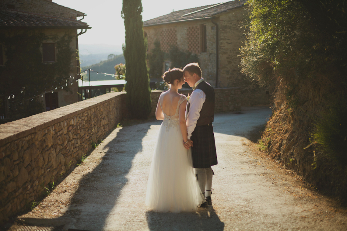 Wedding in Tuscany by Purewhite Photography and Chiara Sernesi 8
