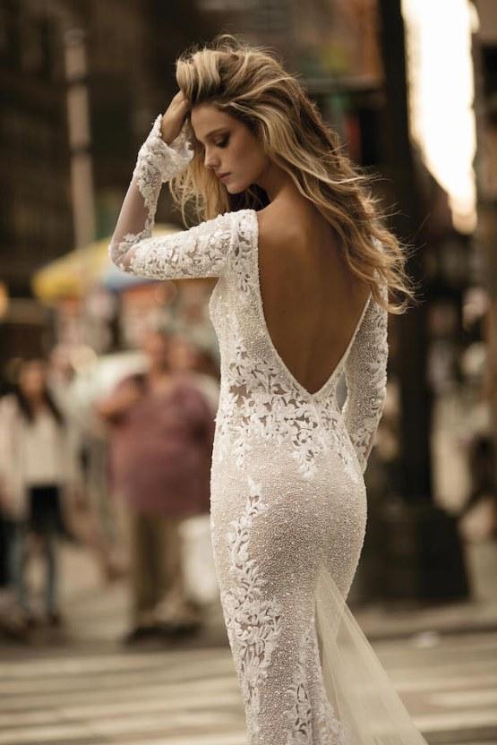 Berta Wedding Dress Collection 36