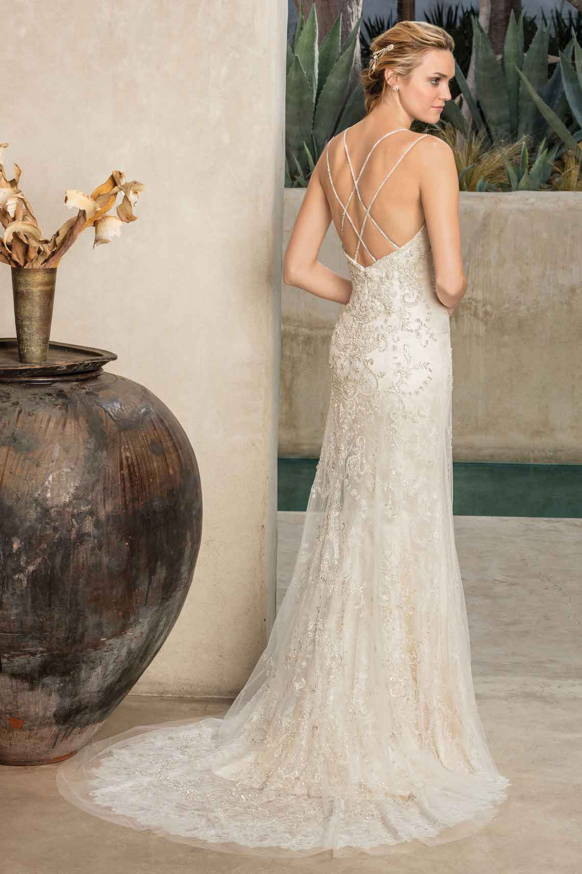 Casablanca Bridal Wedding Dress Collection 11