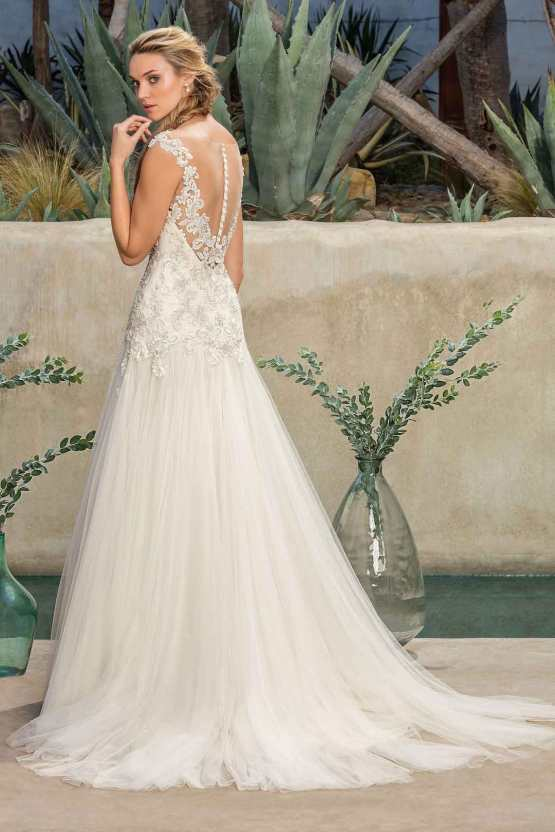 Casablanca Bridal Wedding Dress Collection 23