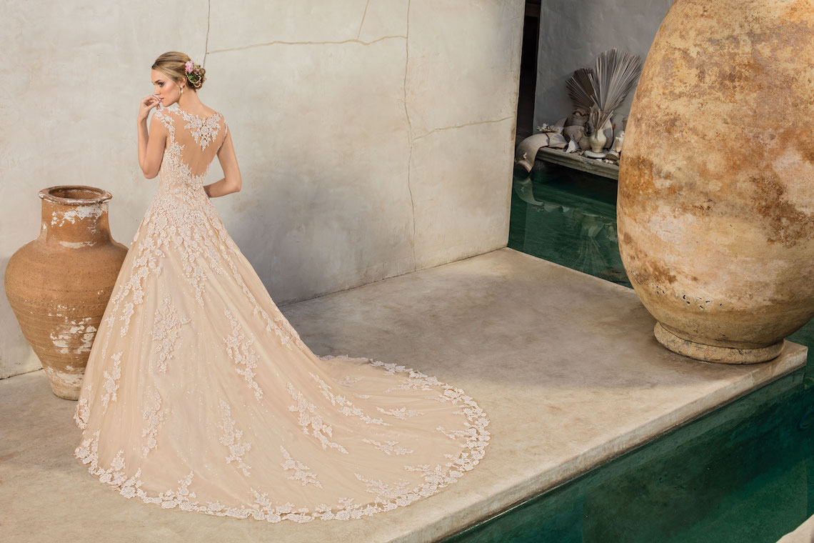 Casablanca Bridal Wedding Dress Collection 30