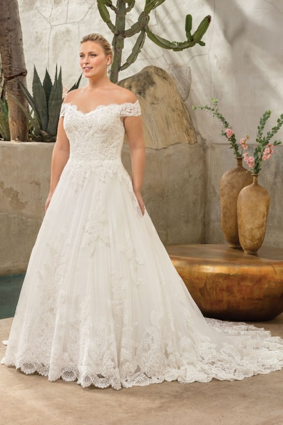 Casablanca Bridal Wedding Dress Collection 32