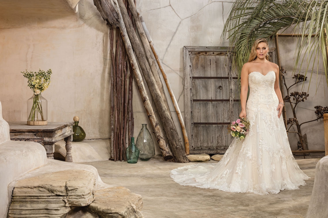 Casablanca Bridal Wedding Dress Collection 33