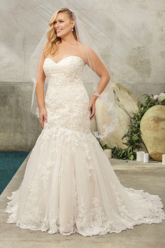 Casablanca Bridal Wedding Dress Collection 39