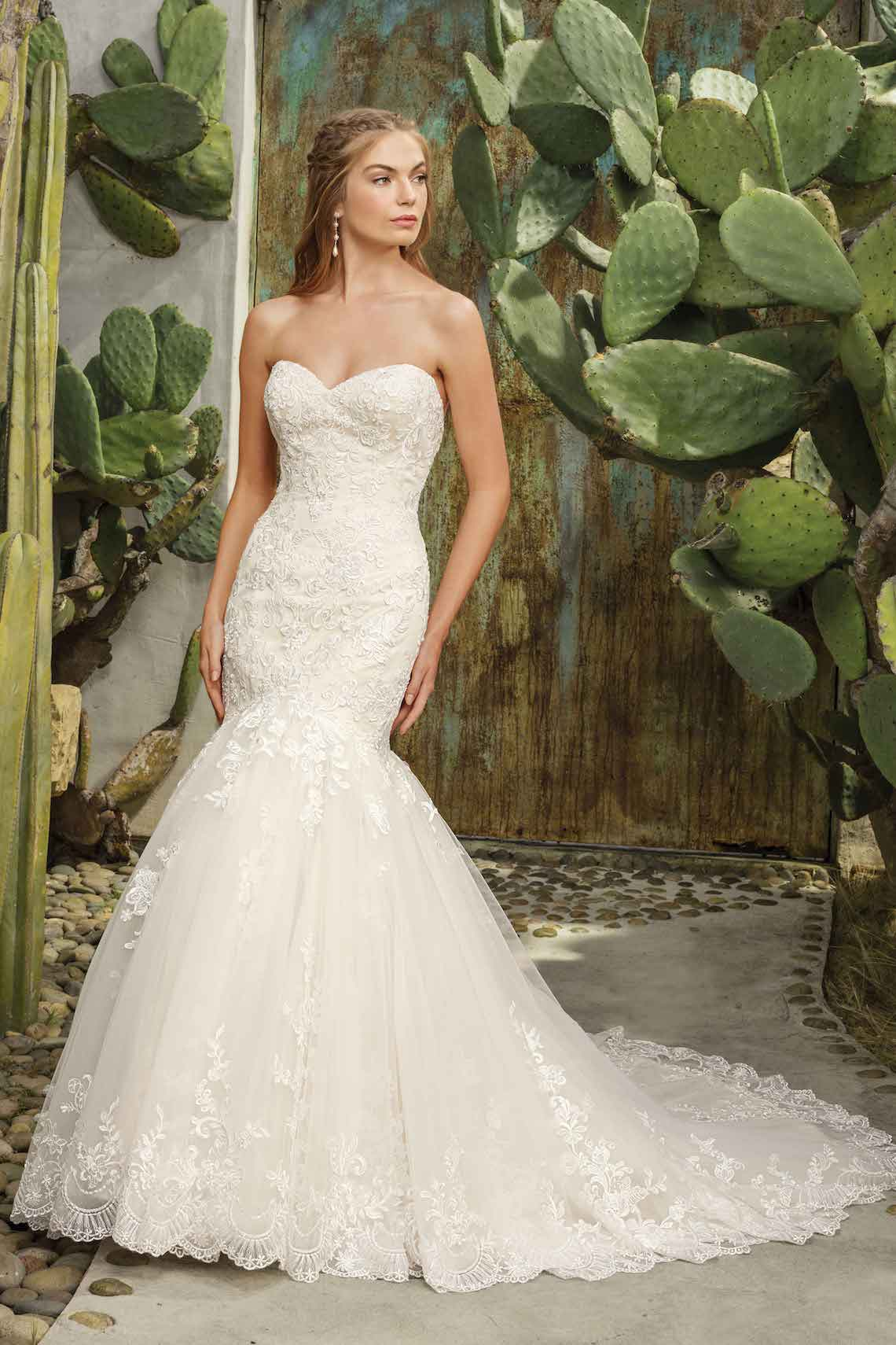 Casablanca Bridal Wedding Dress Collection 40