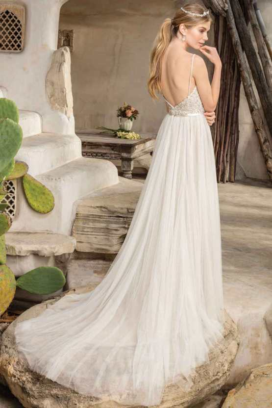 Casablanca Bridal Wedding Dress Collection 41