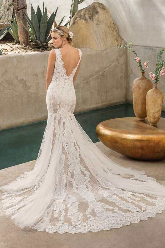 Casablanca Bridal Wedding Dress Collection 49