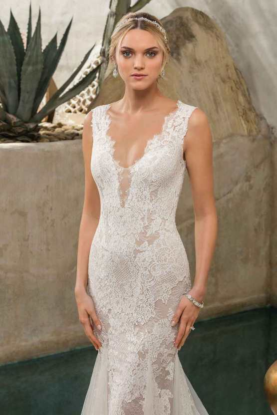 Casablanca Bridal Wedding Dress Collection 50