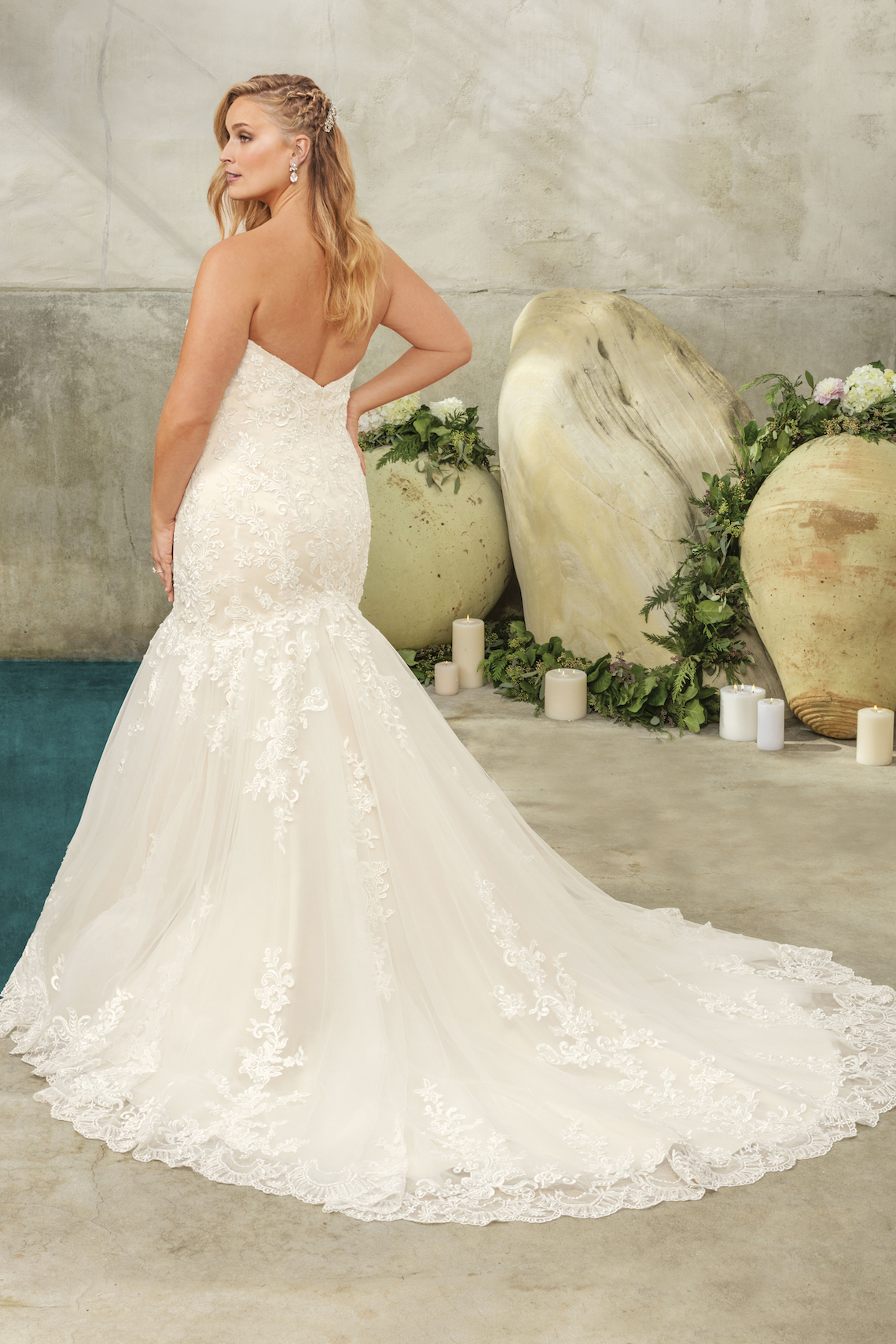 Casablanca Bridal Wedding Dress Collection 8