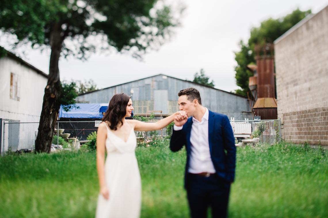 Fun BBQ Wedding by Myke & Teri Photography 13