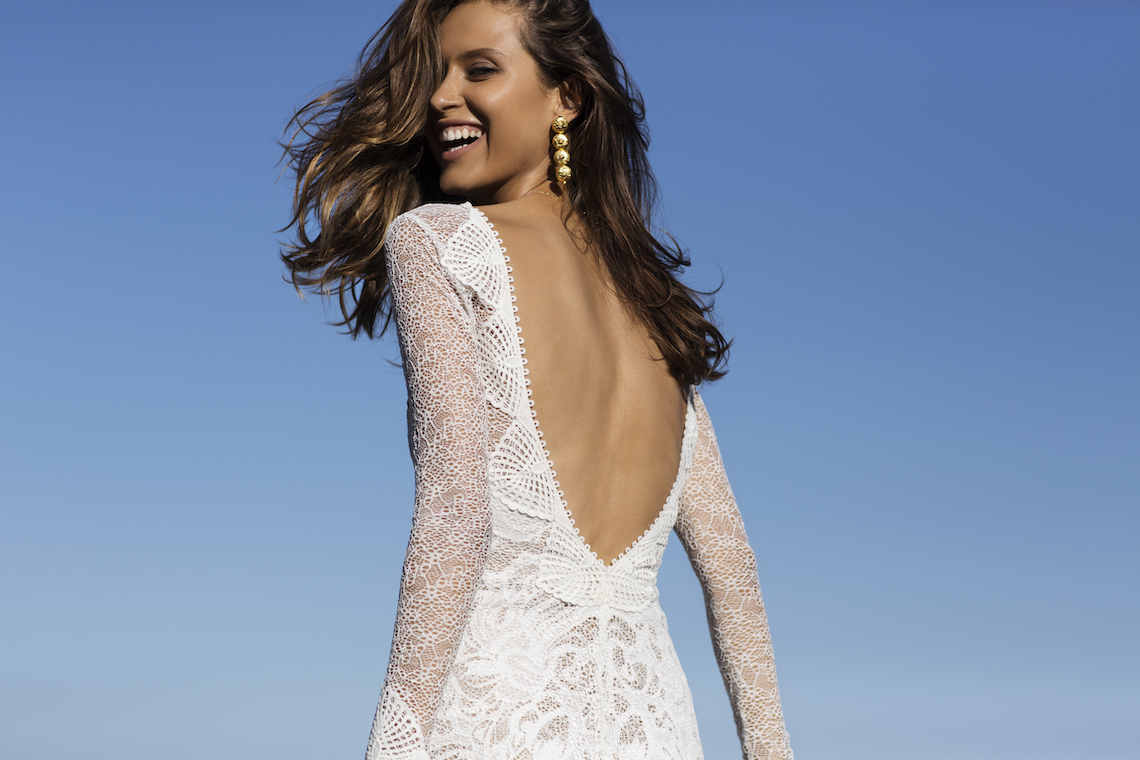 New Grace Loves Lace Wedding Dress Collection 34
