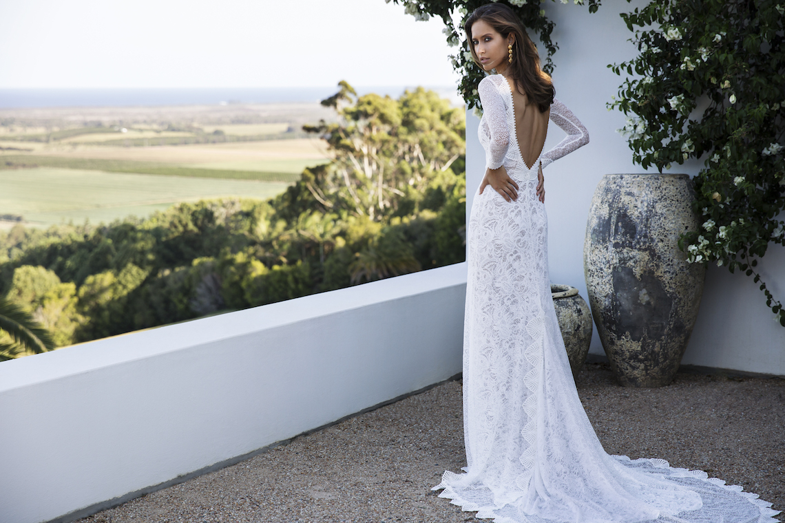 New Grace Loves Lace Wedding Dress Collection 35