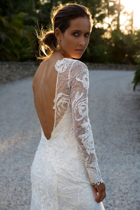 New Grace Loves Lace Wedding Dress Collection 42