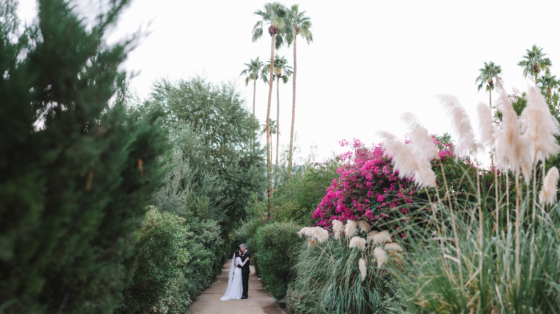 Palm Springs Wedding by Amy and Stuart Photography and Oui Events 57
