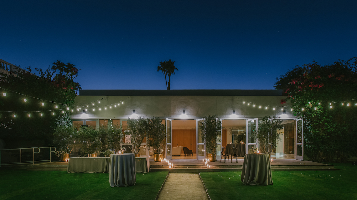 Palm Springs Wedding by Amy and Stuart Photography and Oui Events 84