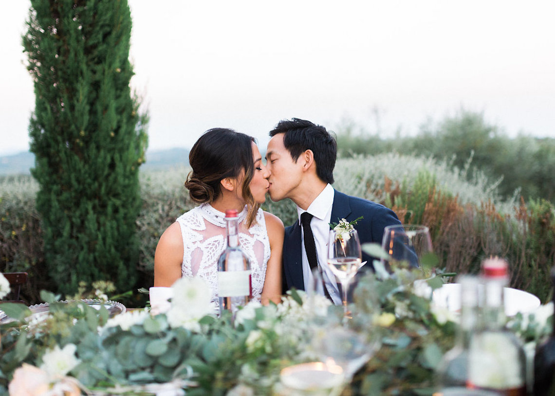 Romantic & Intimate Tuscan Wedding by Adrian Wood Photography 112