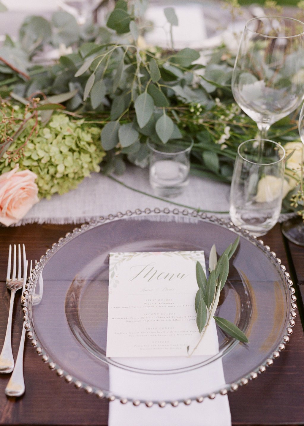 Romantic & Intimate Tuscan Wedding by Adrian Wood Photography 127