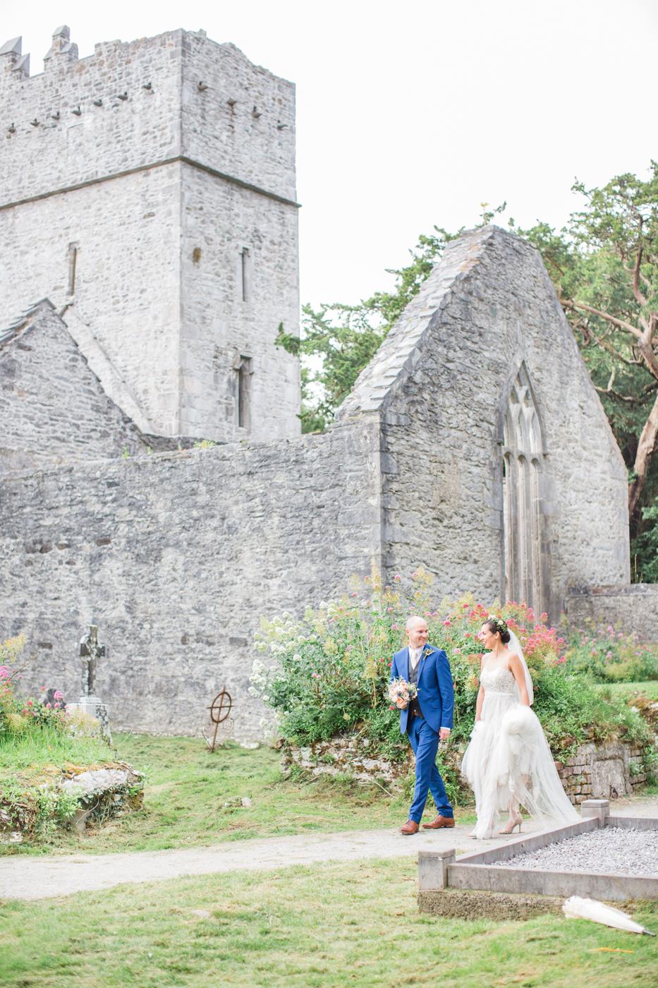 Romantic Irish Wedding by Cecelina Photography 38