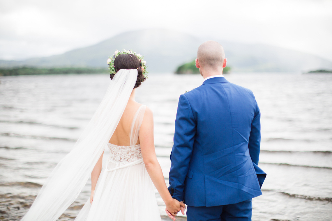 Romantic Irish Wedding by Cecelina Photography 50