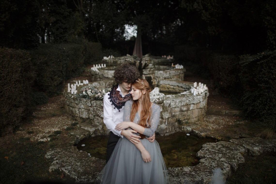 Secret Garden Wedding Inspiration by Monica Leggio and BiancoAntico 56