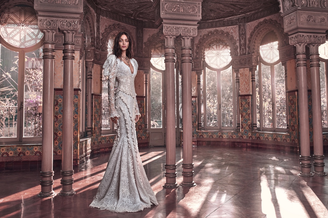 Charlie Galia Lahav Wedding Dress Collection 2018 04