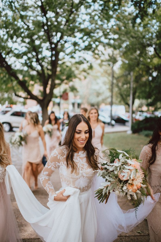 Fun & Stylish Wedding by Pat Robinson Photography 37