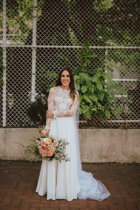 Fun & Stylish Wedding by Pat Robinson Photography 56