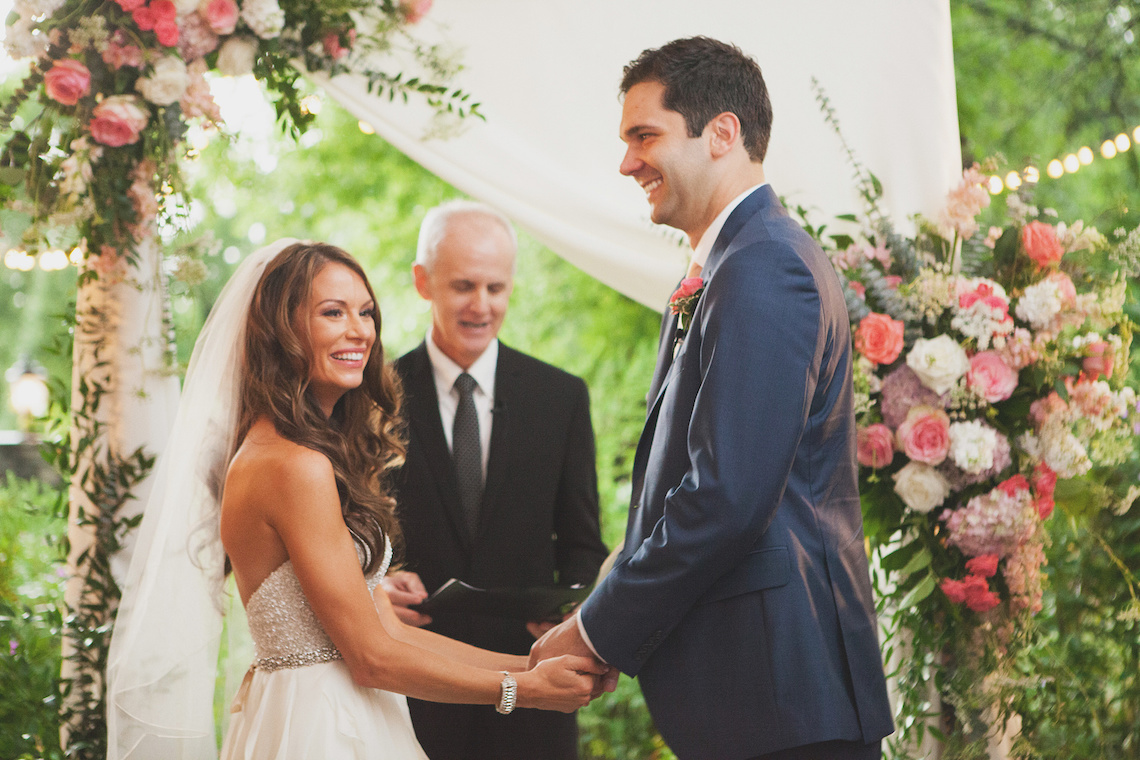 Gorgeous Whimsical Wedding by Krista Lee Photography and Cedarwood Weddings 11