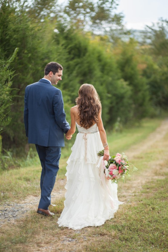 Gorgeous Whimsical Wedding by Krista Lee Photography and Cedarwood Weddings 6