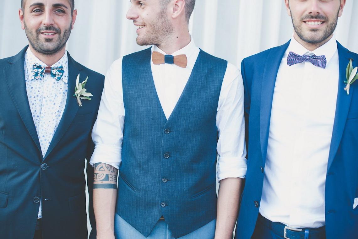 Italian Wedding with a Greek Theme by Infraordinario Wedding 64
