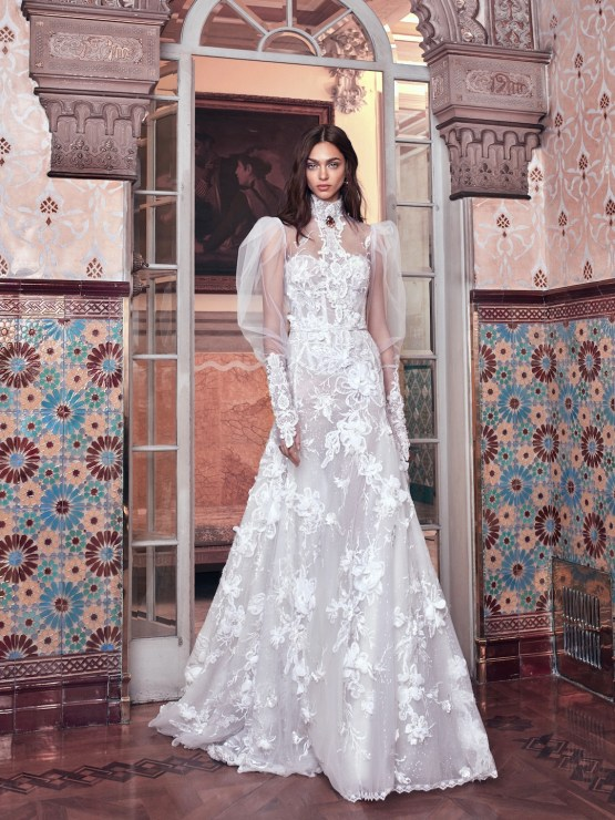 Laura Galia Lahav Wedding Dress Collection 2018 10