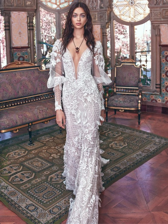 Lia Galia Lahav Wedding Dress Collection 2018 12