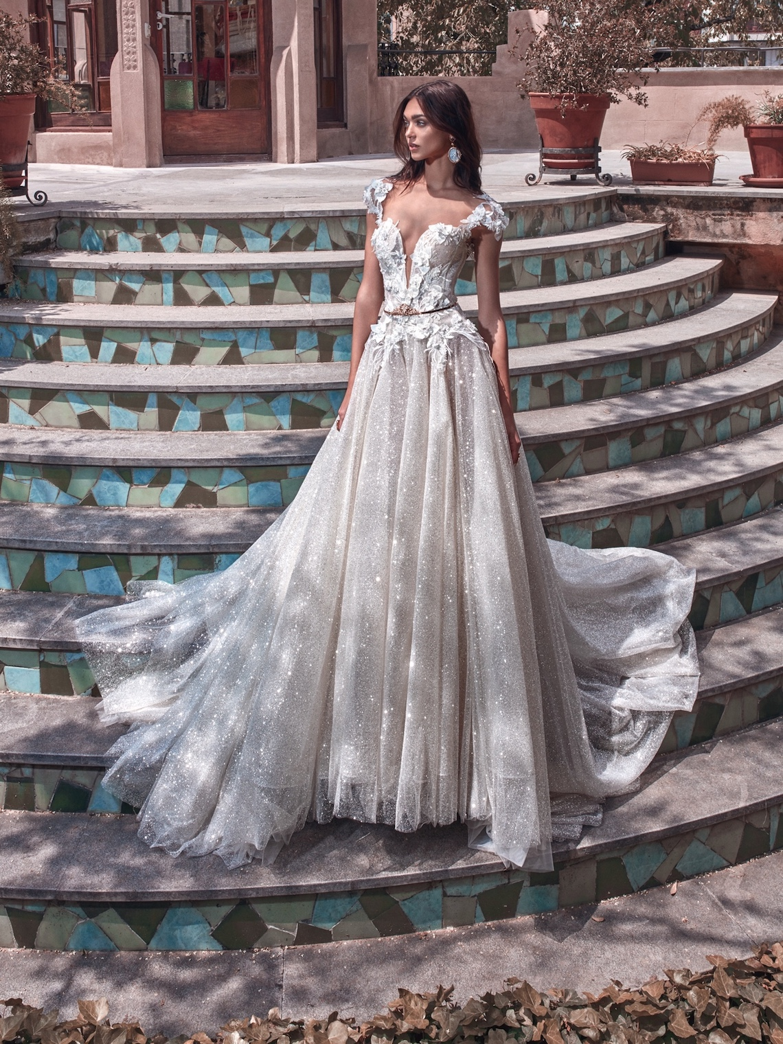 Liliya Galia Lahav Wedding Dress Collection 2018 14