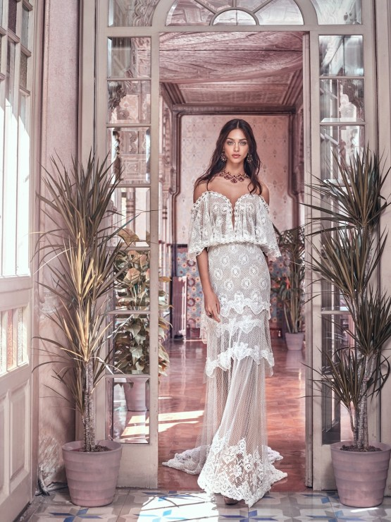 Lizzy Galia Lahav Wedding Dress Collection 2018 17