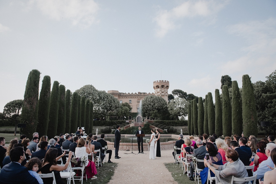 Multicultural Wedding in Barcelona by Visual Foto and Marry Me In Spain 19