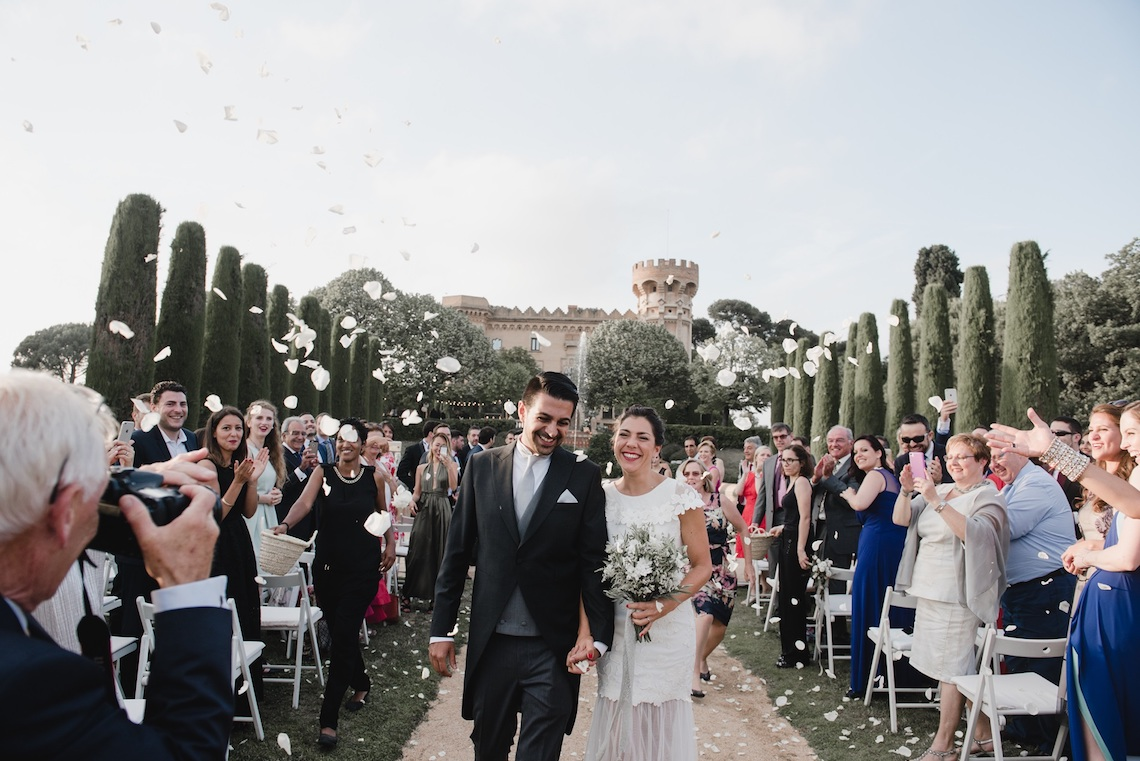 Multicultural Wedding in Barcelona by Visual Foto and Marry Me In Spain 27