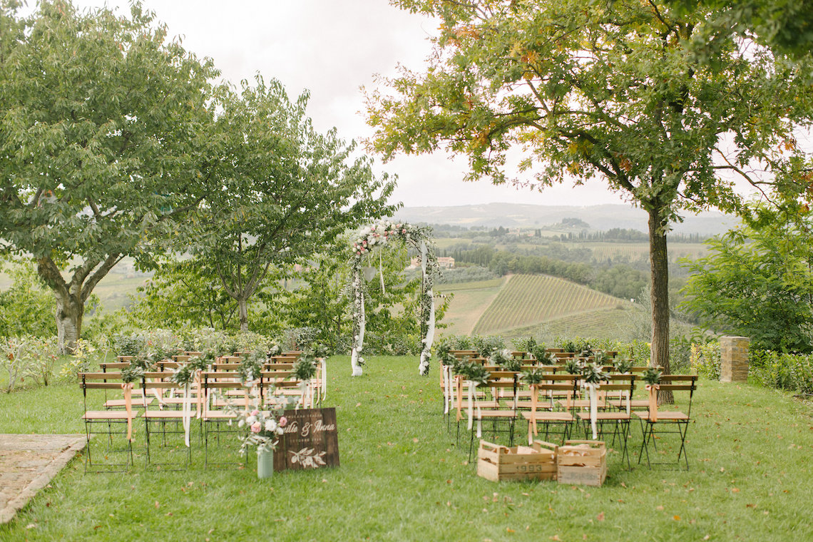 Pretty Tuscan Wedding by Facibeni Fotografia 34