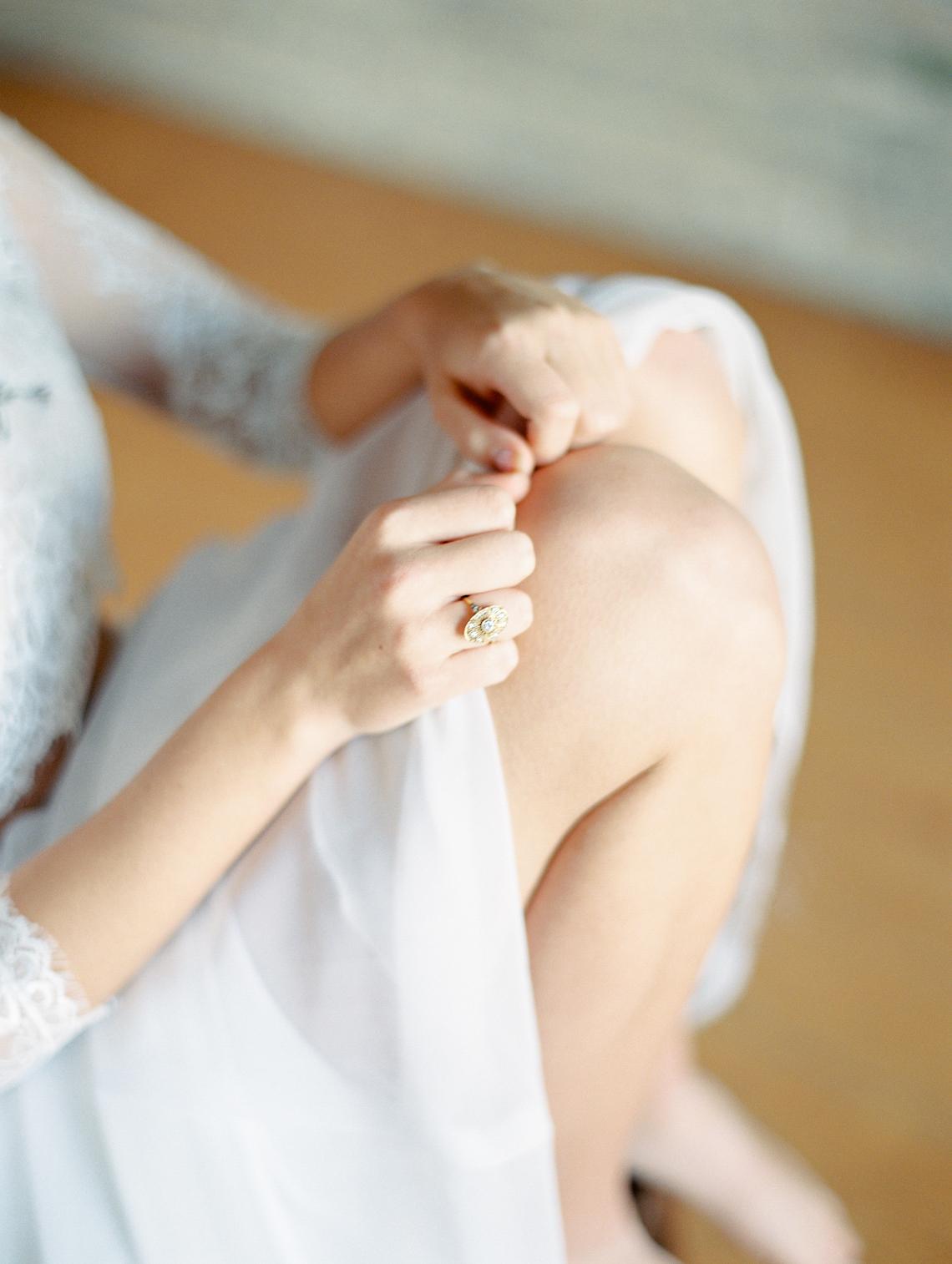 Pretty Warehouse Wedding Inspiration by Natashia Nicole Photography 11