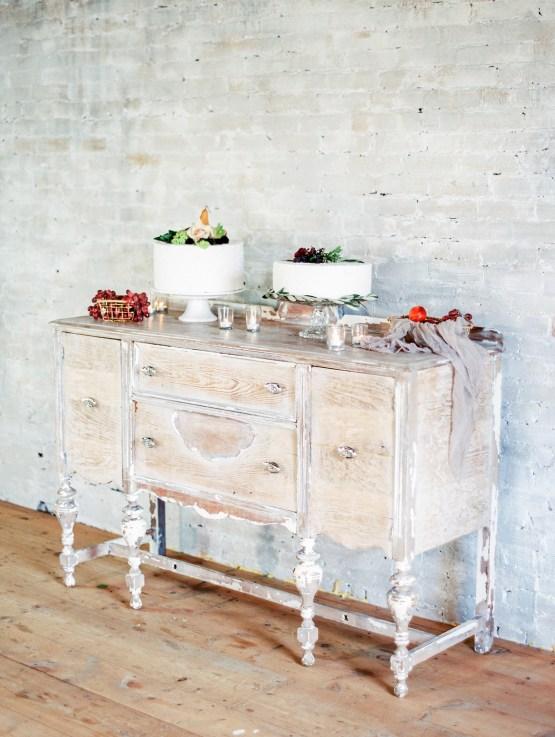 Pretty Warehouse Wedding Inspiration by Natashia Nicole Photography 19