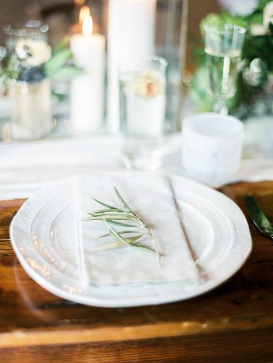 Pretty Warehouse Wedding Inspiration by Natashia Nicole Photography 37